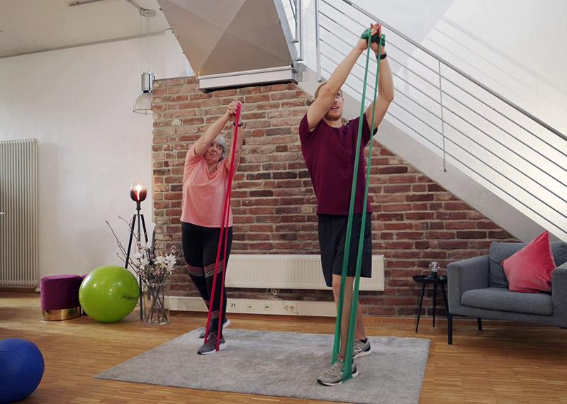 Allgemeine Fitness